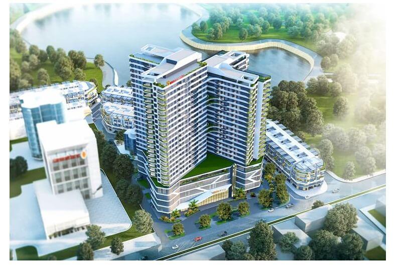 trung tâm thương mại Hacom mall Ninh Thuận
