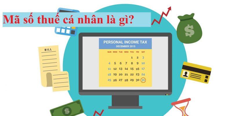 mã số thuế cá nhân để làm gì?