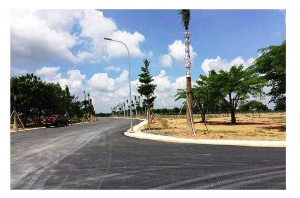 cảnh quan các khu đất nền tại Ninh Thuận