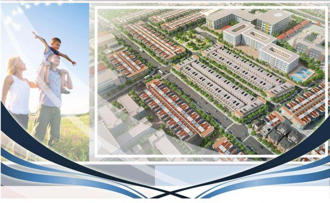 quy hoạch khu dân cư Tháp Chàm 1