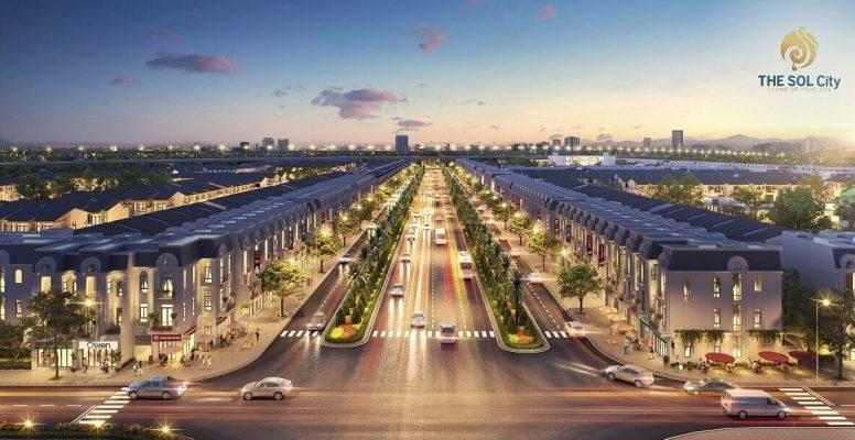 The Sol City Nam Sài Gòn