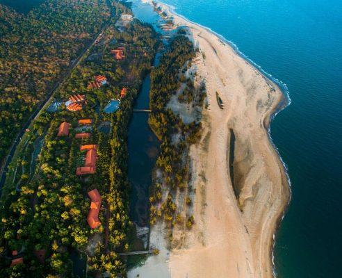 rừng biển Bình Châu